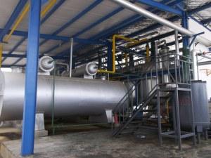 Impianto di Biodiesel