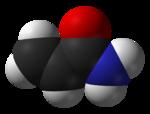 150px-Acrylamide-MW-2000-3D-vdW