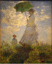 La Promenade di G. Monet