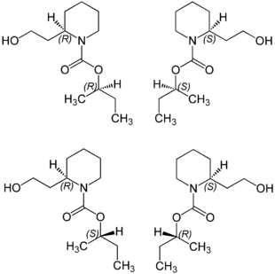 310px-Icaridin_Stereoisomers_Structural_Formulae