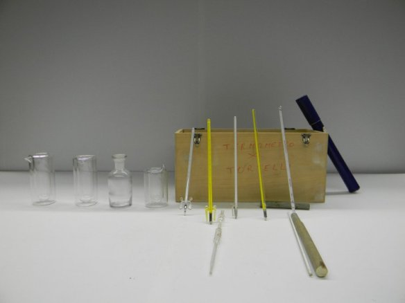 Termoleometro di Tortelli