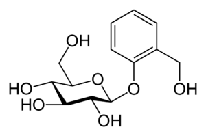 300px-Salicin-perspective-2D-skeletal