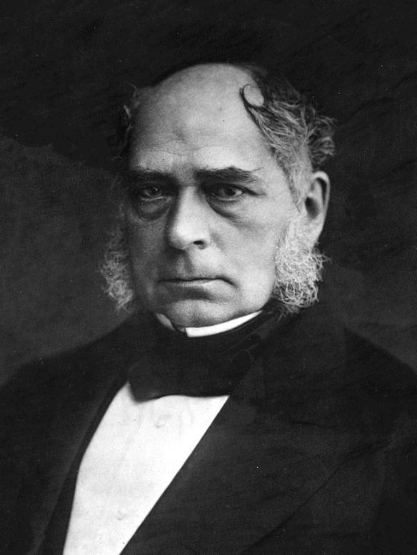 Sir Henry Bessemer (1813-1898), ingŽnieur anglais. ©MP/Leemage AA094754 dbdocumenti 307 371 300 3630 4386 Scala di grigio